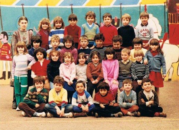 école St-Louis 1984 (3)