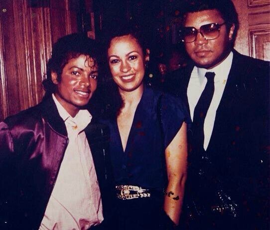 ALI AND WIFE