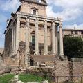 Le temple de faustine