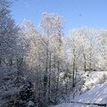 En hiver ...