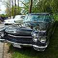 Cadillac sedan deville 6 windows 1960