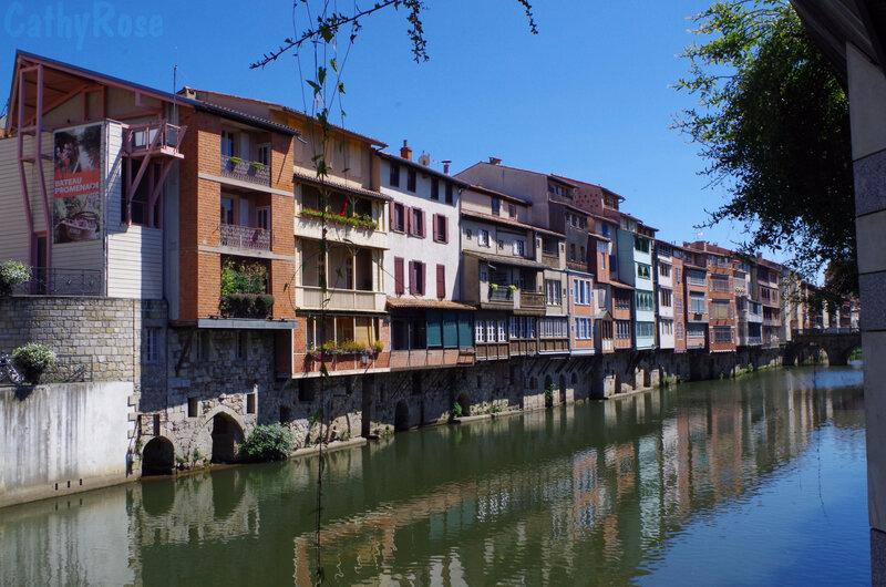 && maisons au bord de l'Agout (1)