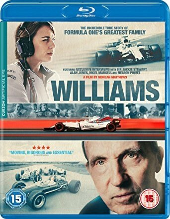 WILLIAMS BLU RAY