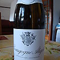 domaine Ramonet 2008 bourgogne aligot