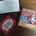 Mimiq la ferme : jeux de cartes !