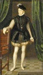 Charles IX, musée Condé