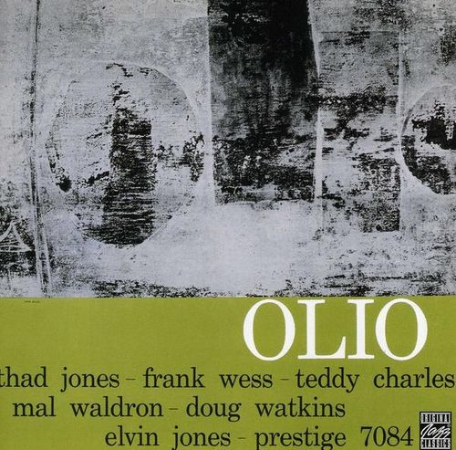 Thad Jones Frank Wess Teddy Charles Mal Waldron Doug Watkins Elvin Jones - 1957 - Olio (Prestige)