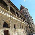 Le château de la maison d'albret à nérac