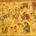 Jan BRUEGHEL - Etude d'animaux