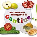 Cantine : menu de la semaine