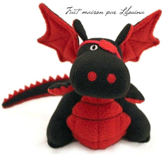 Doudou dragon...