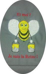 les bricoles de lolotte - abeille reine