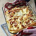 Gratin de pastenade