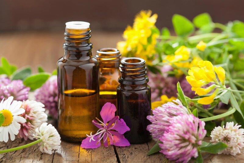 huiles essentiels fleurs