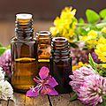 Atelier découverte des huiles essentielles