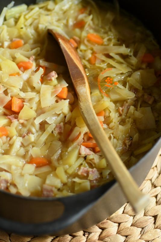 Soupe aux chou, carotte, pomme de terre & panais_5