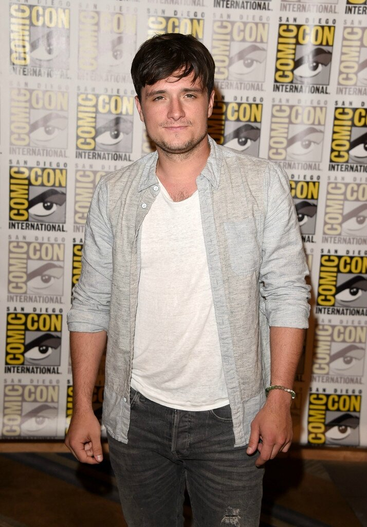 Hunger Games Mockingjay Part 2 Comic Con 2015 Panel 04