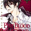 Pure blood boyfriend, aya shouoto