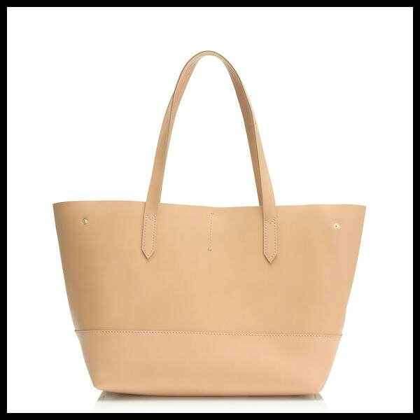 j crew cabas naturel