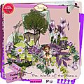 The world of the fairies, mon nouveau kit ...