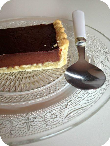 Tarte au chocolat2
