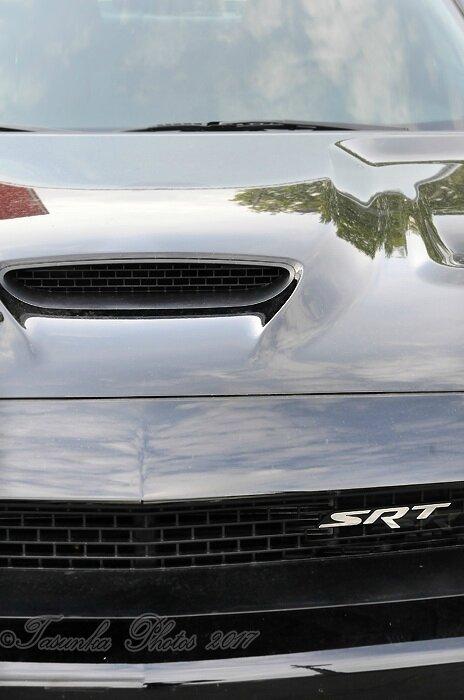 Dodge Challenger SRT Hellcat / 2015
