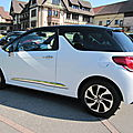 ..........DS3 CITROEN SO CHIC HDI 90 VENDU 30KMS