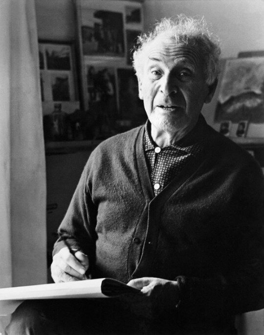 Photo de Chagall (photographe inconnu)