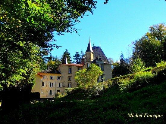 208) site chateau de Bonnevaux