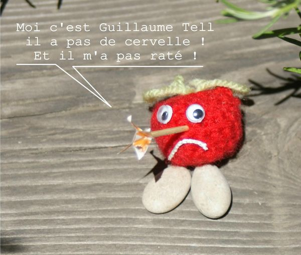 rouge pomme 22
