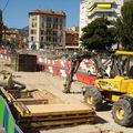 chantier u tramway de nice N° 5 040