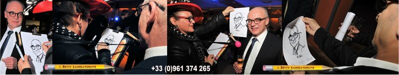 animation caricature mariage france caricaturiste cartoonist betty +33(0)658265891