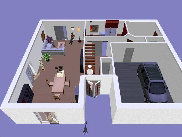 Prix maison bois 40m2 devis architecte lognes 77 51 for Agrandissement maison 40m2
