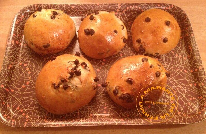 Briochettes au chocolat (9)