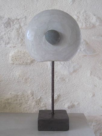 BETON CIRE -SCULPTURE1-