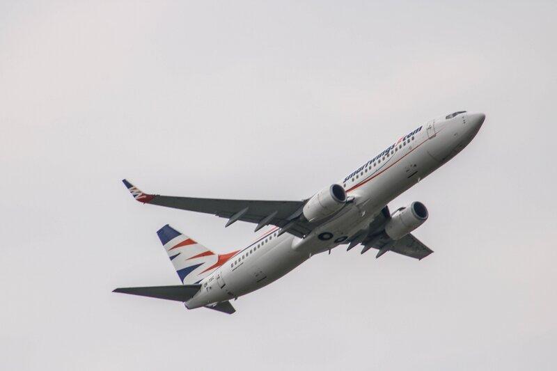 Boeing 737 de Smatwings