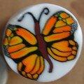 le second papillon de Catinou