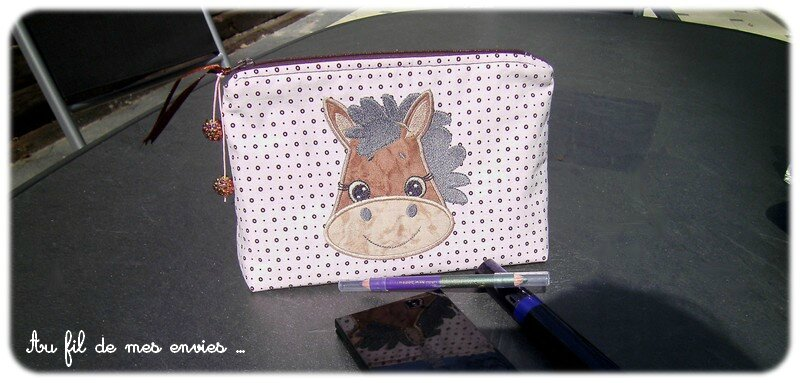 trousse cheval