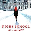 C.j. daugherty - night school #2 legacy
