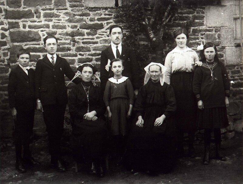 Le Guefflec-famille