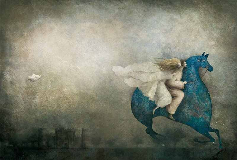 Gabriel Pacheco 1973 - Mexican Surrealist Visionary painter - Tutt'Art@ (48)