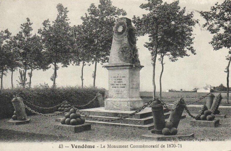Vendôme 1870-1871 (1)