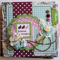 Mini album Laurapack et swirlcards