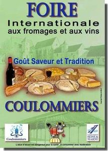 Foire coulommiers