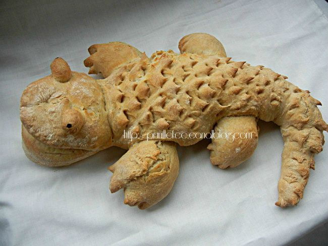 crocodile bread prunillefee