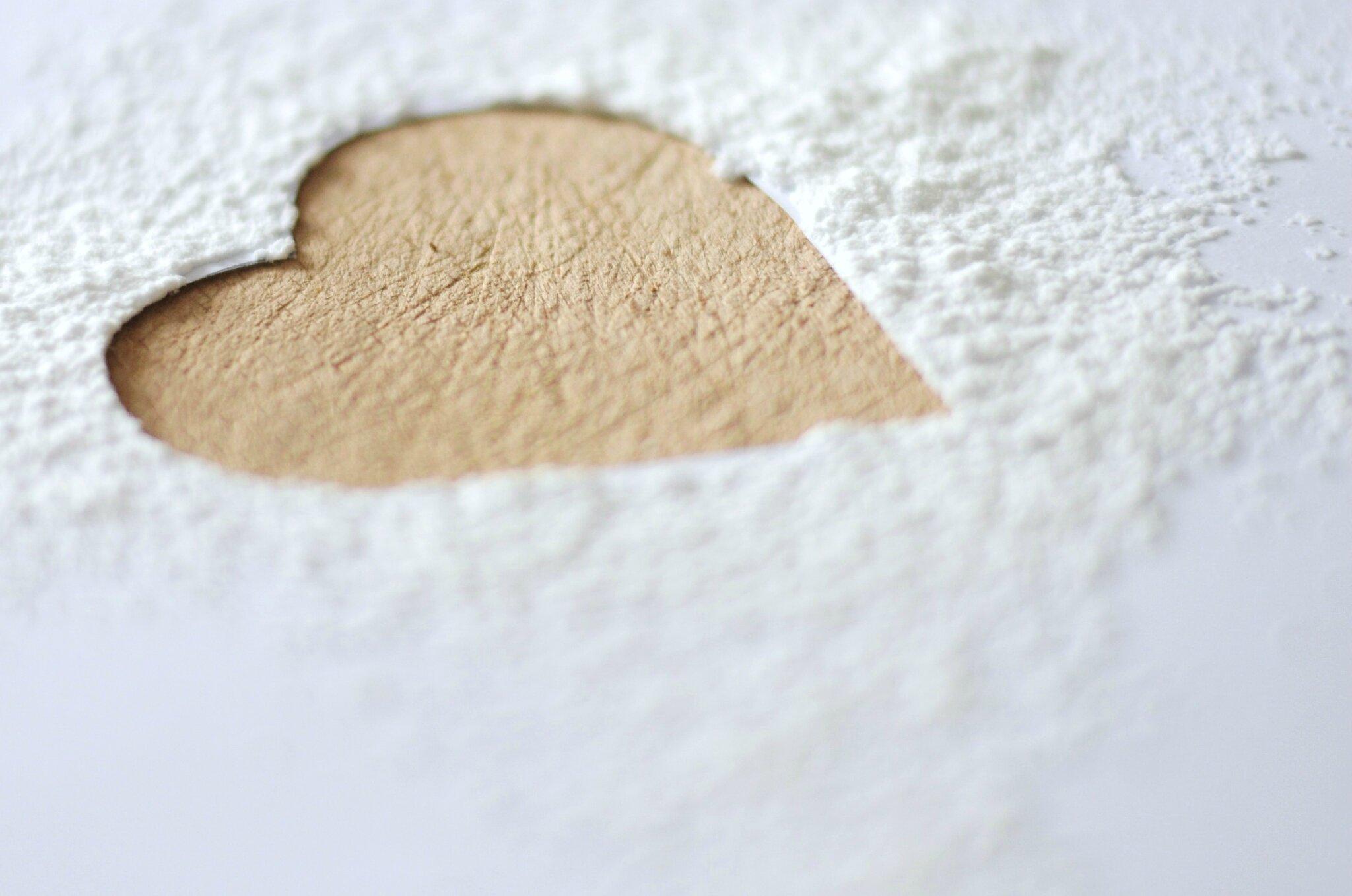 Coeur fondant au chocolat au lait : Bonne Saint Valentin !!!