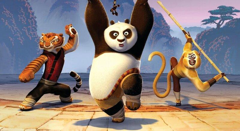 Apprendre le Kung Fu aux enfants
