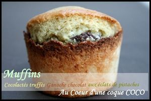 Muffins_cocolact_s_coeurs_de_ganache_chocolat_truff__pistache_dans_une_coque_de_coco___Avocat___Chocolat
