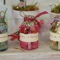 Les flacons merveilleux / marvellous bottles