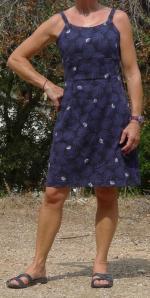 robe poisson devant